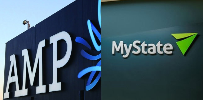 AMP and MyState Bank