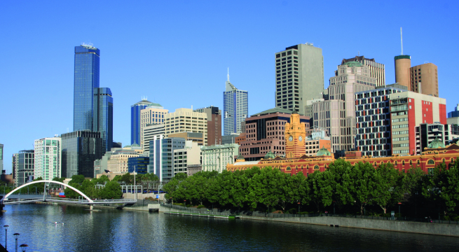 Melbourne CBD faces $110bn hit over next 5 years