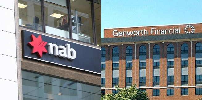 NAB axes Genworth from LMI offering