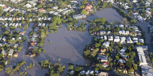 Banks offer relief for flood-hit Victorians