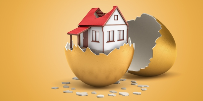 Early super access used to fund mortgages