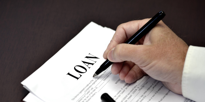 Loan application, loan terms