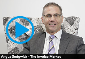 Angus Sedgwick, The Invoice Market, cash flow, finance market