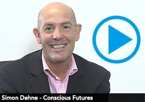 Simon Dehne, mortgage industry, financial services, disruptive forces