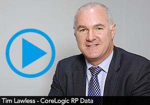 Tim Lawless, CoreLogic RP Data, investor lending, housing market