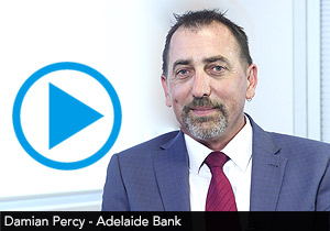 Damian Percy, Adelaide Bank, broking, advantage of technology, future