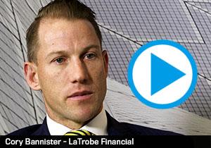 Cory Bannister, La Trobe Financial, APRA, mortgage lending