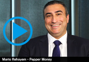 Mario Rehayem, Pepper Money, Australian mortgages, personal loans, non-bank lenders
