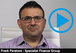 Frank Paratore, Specialist Finance Group, family environment, future of aggregation