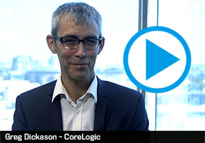 Greg Dickason, CoreLogic, blockchain, mortgage professionals, brokers, technology