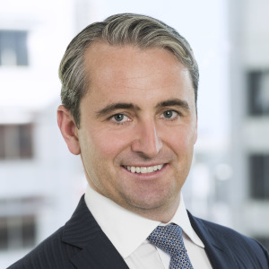 Matt Comyn, CEO of Commonwealth Bank
