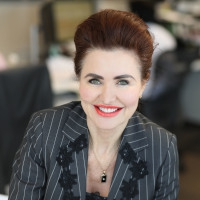 CoreLogic CEO Lisa Claes, first home buyers and investors