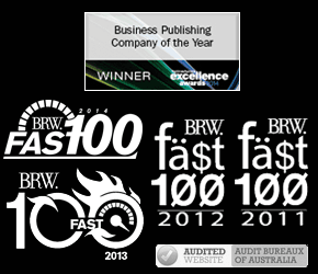 Real Estate Business is audited by the Audit Beurex of Australia and has won BRW Fast 100 awards in 2011,2012,2013