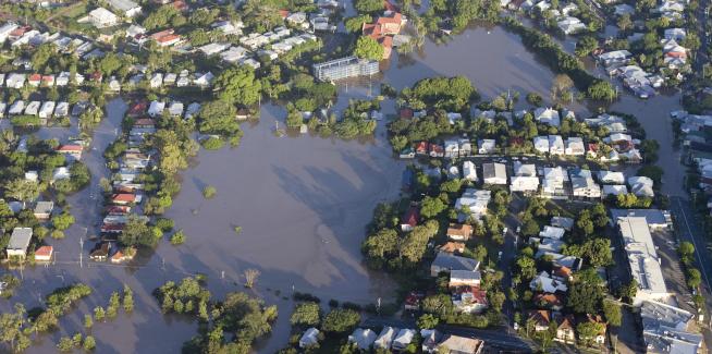 Major banks offer flood relief, assistance