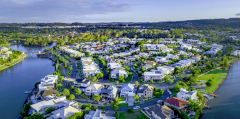 Melbourne drags national housing value