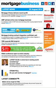 Mortgage Business Bulletin